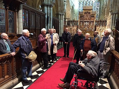 Selby abbey trip 6